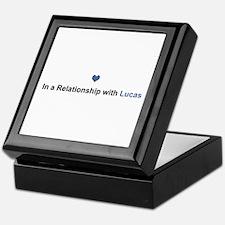 Lucas Relationship Keepsake Box