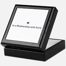 Malik Relationship Keepsake Box