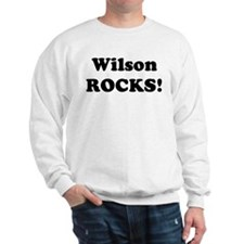 Wilson Rocks! Sweatshirt
