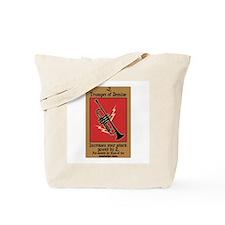 Trumpet of Demise Tote Bag