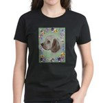 Clumber Spaniel Women's Dark T-Shirt