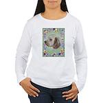 Clumber Spaniel Women's Long Sleeve T-Shirt
