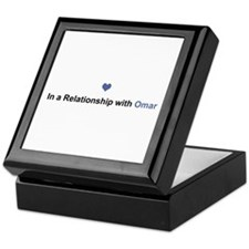 Omar Relationship Keepsake Box