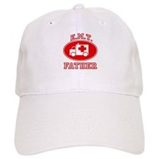 EMT FATHER (Ambulance) Baseball Cap