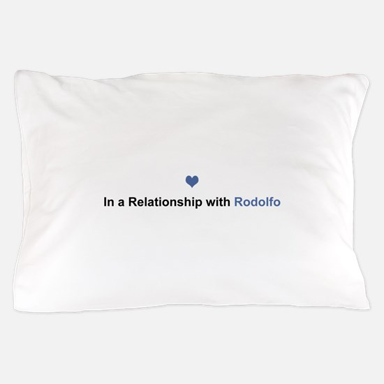Rodolfo Relationship Pillow Case