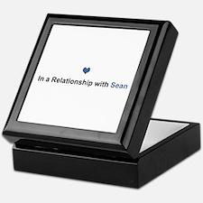 Sean Relationship Keepsake Box