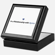 Sylvia Relationship Keepsake Box