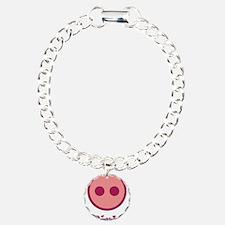 Oink! (Grunt / Pig) Bracelet
