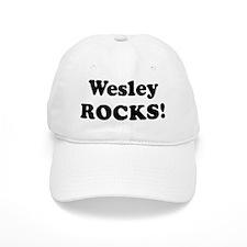 Wesley Rocks! Cap