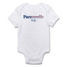 Paramedic Wife Infant Bodysuit