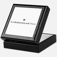Trevor Relationship Keepsake Box