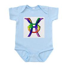 GLBT Pisces & Taurus Infant Bodysuit