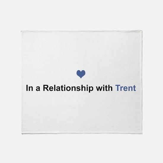 Trent Relationship Throw Blanket