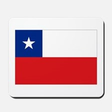 Chile Nal flag Mousepad