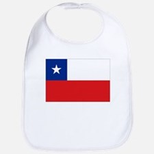 Chile Nal flag Bib