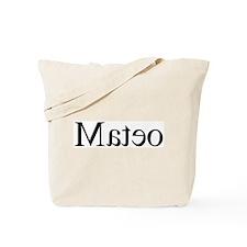 Mateo: Mirror Tote Bag