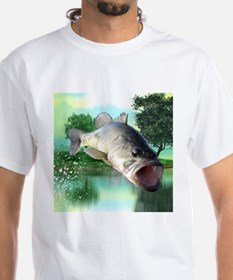 Green Bass T-Shirt