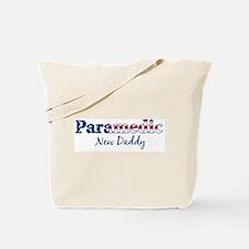 Paramedic New Daddy Tote Bag