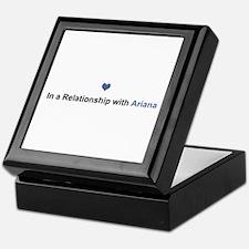 Ariana Relationship Keepsake Box