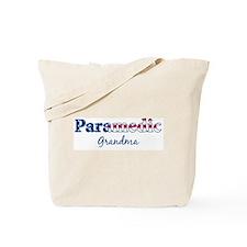 Paramedic Grandma Tote Bag