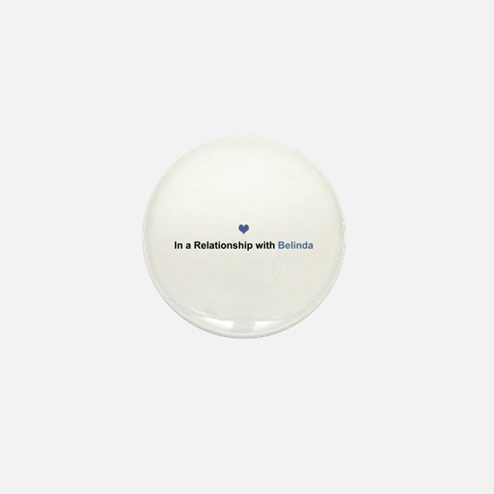 Belinda Relationship Mini Button