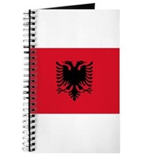 Flag of Albania Journal