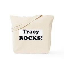Tracy Rocks! Tote Bag
