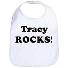 Tracy Rocks! Bib