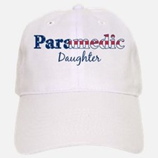 Paramedic Daughter Baseball Baseball Cap