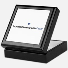Cesar Relationship Keepsake Box