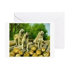 Belgian Laekenois Dog Greeting Cards