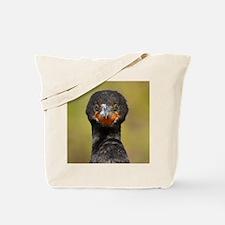 Cormorant Attitude Tote Bag