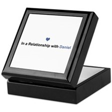 Daniel Relationship Keepsake Box
