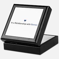 Darren Relationship Keepsake Box