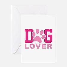 Dog Lover Greeting Card