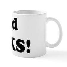 Todd Rocks! Mug