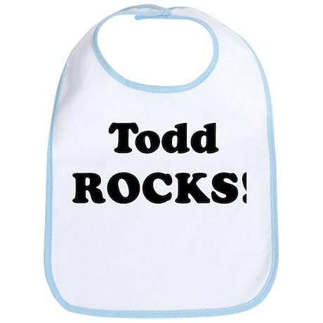 Todd Rocks! Bib