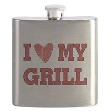 I love my Grill Flask