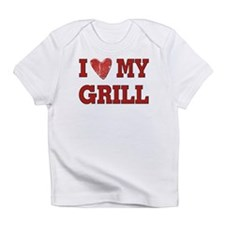 I love my Grill Infant T-Shirt