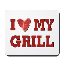 I love my Grill Mousepad