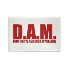 MOTHERS AGAINST DYSLEXIA Magnets