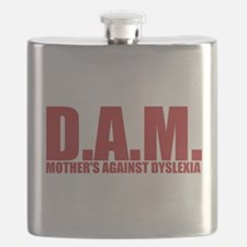 MOTHERS AGAINST DYSLEXIA Flask