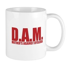 MOTHERS AGAINST DYSLEXIA Mugs