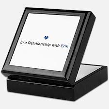 Erik Relationship Keepsake Box