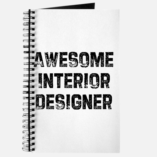 Awesome Interior Designer Journal