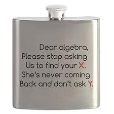 Dear Algebra Flask