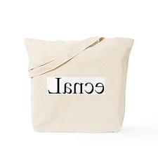 Lance: Mirror Tote Bag