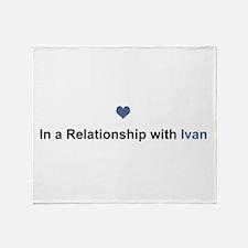Ivan Relationship Throw Blanket