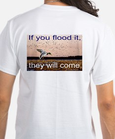 If you flood it T shirt