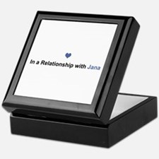 Jana Relationship Keepsake Box